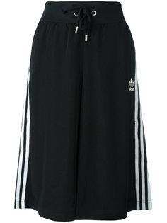спортивные шорты с полосками по бокам Adidas Originals