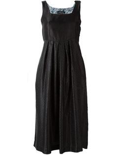 платье без рукавов  Geoffrey B. Small