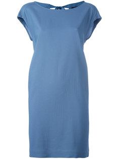 платье-шифт на завязках Roberto Collina