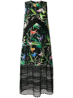 платье с узором Nº21