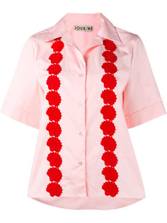 рубашка с вышивкой Jour/Né