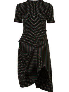 платье в полоску J.W.Anderson