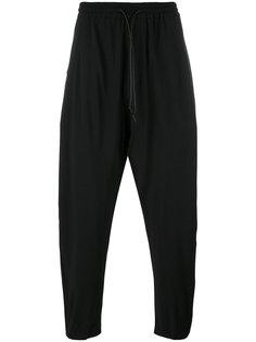 брюки с эластичным поясом Isabel Benenato