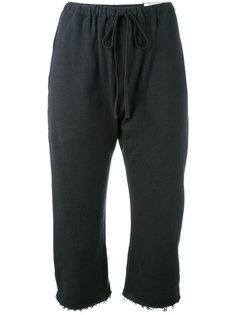 спортивные брюки на шнурке R13