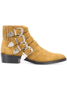 buckled boots Toga