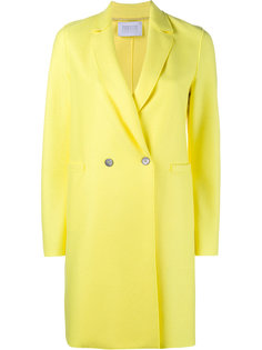 двубортное пальто свободного кроя  Harris Wharf London