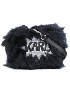 сумка через плечо Fuzzi  Karl Lagerfeld