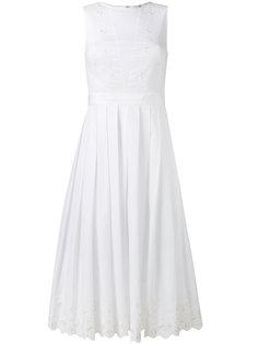 расклешенное платье  Ps By Paul Smith
