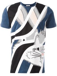 """футболка с принтом """"Bugs Bunny"""" Iceberg"""