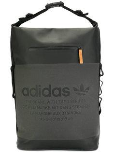 рюкзак с принтом логотипа Adidas Originals