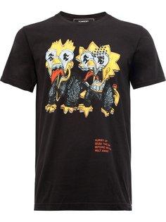 футболка с анимационным принтом  Dom Rebel