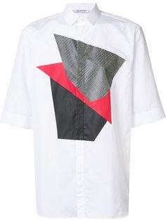 рубашка с графическим принтом Neil Barrett