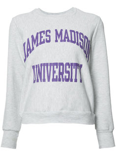 James Madison University sweatshirt Re/Done