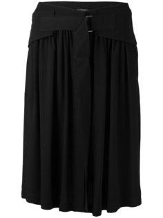 юбка с пряжкой Ann Demeulemeester