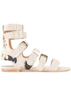 сандалии Tropical Laurence Dacade