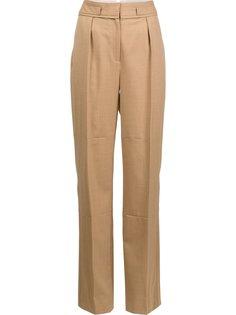 брюки-палаццо с завышенной талией Maiyet