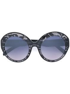 очки в крупной оправе Emilio Pucci