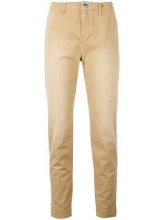 прямые брюки Twin-Set