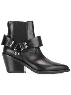 ботинки в стиле вестерн  Mm6 Maison Margiela
