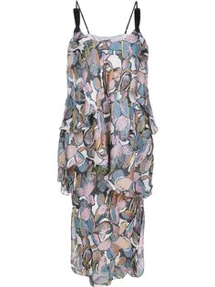 платье Wave Tier Slip Maiyet
