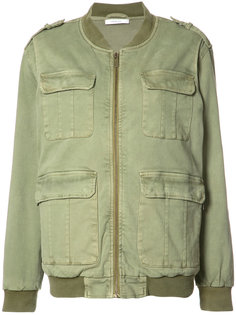army jacket  Anine Bing