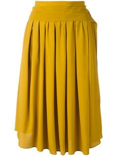юбка миди с завязками Nº21