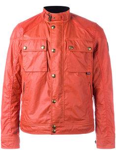 куртка бомбер с нагрудными карманами Belstaff