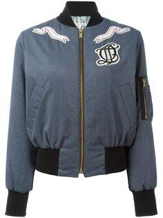 декорированная куртка-бомбер Olympia Le-Tan