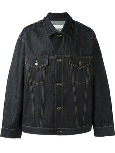 джинсовая куртка Facetasm