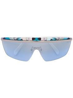 солнцезащитные очки в прямоугольной оправе Emilio Pucci