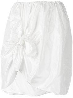 юбка с декоративным узлом Simone Rocha
