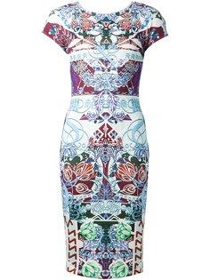 платье Scuba  Mary Katrantzou