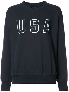 USA sweatshirt  Anine Bing
