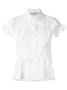 блузка с короткими рукавами Iro