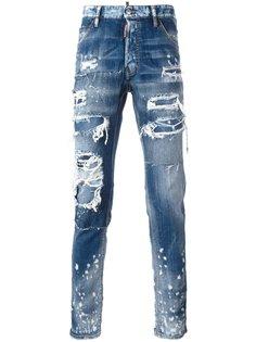рваные джинсы Cool Guy Dsquared2