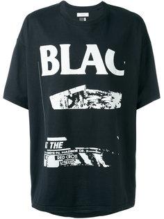 футболка Black Flag  Facetasm