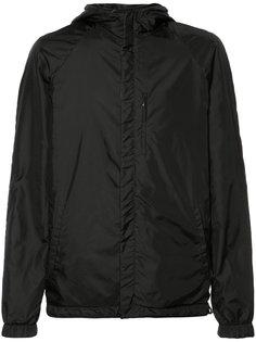 back print hooded jacket  Loewe