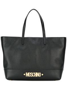 сумка-тоут Letters Moschino