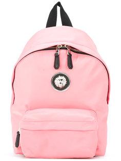 рюкзак с бляшкой-логотипом Versus