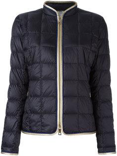 zip up puffer jacket  Fay