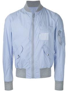куртка бомбер с карманами Kolor