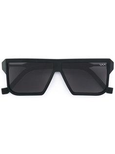 солнцезащитные очки с квадратной оправой Vava