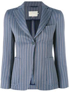 striped blazer LAutre Chose