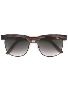 square shaped sunglasses Cazal