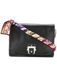 scarf strap shoulder bag  Paula Cademartori