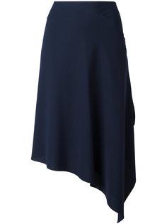 асимметричная юбка миди Cédric Charlier