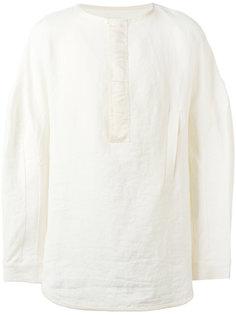 рубашка с воротником-мандарин J.W.Anderson