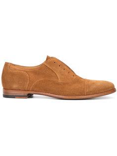 Allen laceless derby shoes Armando Cabral