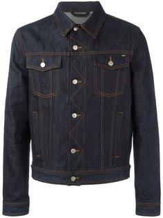джинсовая куртка Ami Alexandre Mattiussi