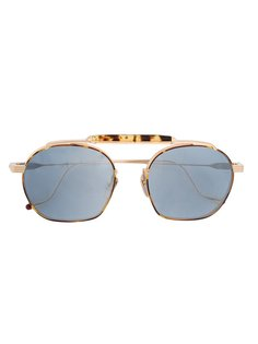 aviator frame sunglasses Jacques Marie Mage